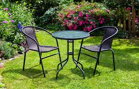 patio glass table top colored patio