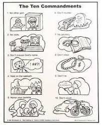 10 Commandments Coloring Pages New 192 Best Ten Mandments Images On