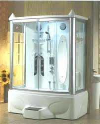 bathroom shower enclosures clocks tub and shower units 4 ft tub shower combo one piece bathroom bathroom shower enclosures