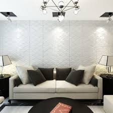new 3d wall panels 6 m wave square