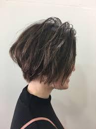 ショートボブ ショート ママ 大人女子hair Make Design Paf Kazue