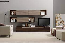 living room wall units