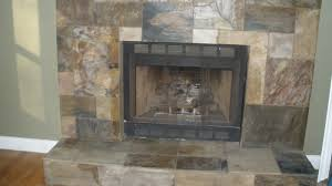 slate fireplace tile stone by design llc kerdi
