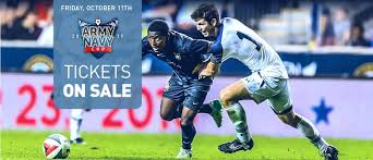 Army Navy Game Seating Chart Army Navy Cup Viii Tickets On Sale Now Philadelphia Union