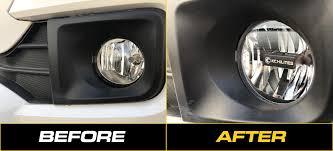 Amber Led Fog Lights Tacoma Kc Hilites Gravity Led G4 Toyota Led Fog Light Pair Pack