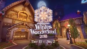 All Seven New Overwatch Winter Wonderland Skins Have Been Unveiled