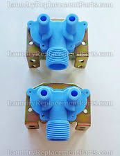 coin op washers dryers 2 pack dexter washer 2 way water valve 110v part 9379 183 001 new