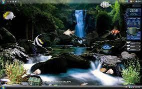 5D Aquarium live wallpaper
