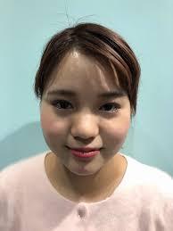 小顔にみせる髪を結ぶ時のおくれ毛 At 大宮美容室 Kenta Kannocom