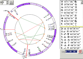 Natal Chart Cal Star Trax Astrology Software Alphee Lavoies Astrology