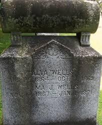 Alva Wells (1864-1865) - Find A Grave Memorial