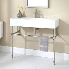 console tables n table sink the bath showcase kathryn