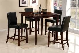 mina pub table with 4 pub chairs a14195