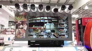 surveillance camera costco. Fine Costco E Looking At The Mass Of Security Cameras Costco MVI 4309 In Surveillance Camera Costco T