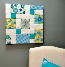 diy styrofoam wall decor wall art designs fabric diy foam craft projects ideas on fabric wall