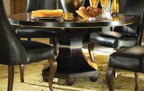 interesting 60 inch round dining table outstanding inch round dining tables design ideas magnificent black laminate