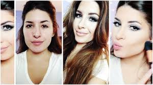 the magic of makeup before after transformation missjessicaharlow you