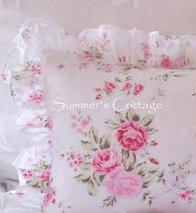 original shabby chic rachel ashwell wildflower bouquet fabric pink roses view images