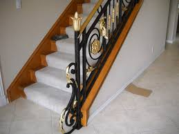 Wrought Iron Color Old World Iron Wrought Iron Stairs Stair Rails