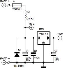motorcycle battery monitor circuit diagram power supply circuit diagram