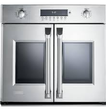 ge monogrammonogram 30 professional french door electronic convection single wall oven