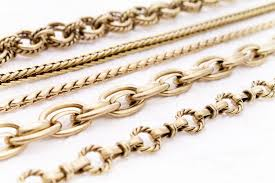 Necklace Thickness Chart Chain Guide For Beginners The Bench