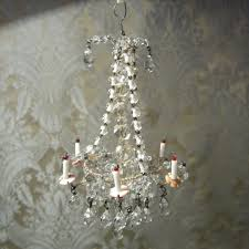 how to make a miniature chandelier designs