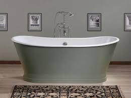 cheviot 2124 ww balm freestanding cast iron bathtub