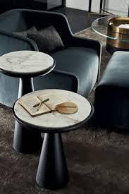 fante wood adn marble coffee table side table bandero office desk 100
