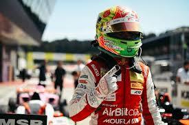 enzo ipaldi lands prema seat for new european regional f3 series f3 autosport