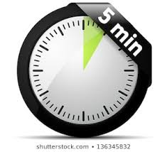 5 Mins Timer Royalty Free 5 Minute Clock Images Stock Photos Vectors