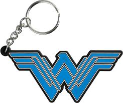Wonder Woman Logo Keychain   DC Comics   Popcultcha   Ikon