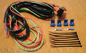 universal isolated trailer wiring harness universal trailer brake wiring harness Universal Trailer Wiring Harness #40
