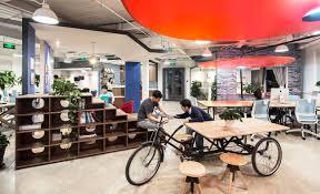 fun workspace features like slides and outlandishly creative office design schemes get a lot of attention but ultimately the individual workspaces where arrangements o75 office