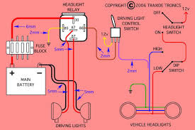 view topic spotlights wiring to high beam help n 4wd normal drivinglightwiringearth jpg