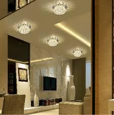 home spotlights lighting. 5w bedroom led crystal ceiling lamps for home modern living room spotlights aisle lights chandelier lighting g