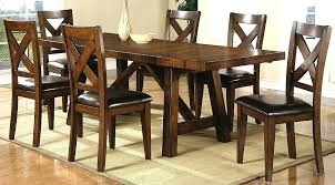 walnut dining furniture walnut dining table and 6 chairs room awesome dark newfangled inside 9 round walnut dining furniture