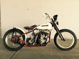 1946 harley davidson ul big twin flathead 80 ulh flat track racer