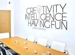creative office wall art. Delighful Office Creative Wall Art For Office Decals On Space Colors Full Size A