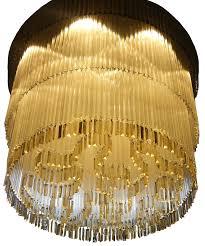 glass crystal prism chandelier by prestige chandelier