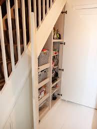 under stairs furniture. Built In Shaker Under Stairs Storage Interior Furniture R