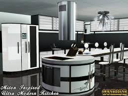 Small Picture Canellines Miton Inspired Ultra Modern Kitchen