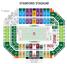 Cardinals Stadium Seating Chart Arizona Stanford Vs Arizona Football Game Stanford Reunion