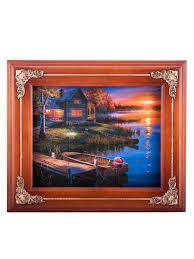 <b>Ключница</b> ''Закат'' <b>Art East</b> 3378616 в интернет-магазине ...