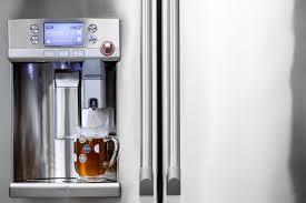 ge profile refrigerator with keurig. Beautiful Keurig Piquing Our Geek The GE Cafe Series Refrigerator Now With A Builtin Keurig To Ge Profile Refrigerator With O