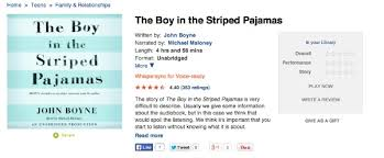 the boy in the striped pajamas book review the boy in the pajamas