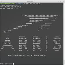 w00tsec arris cable modem has a backdoor in the backdoor when you log using the password of the day you are redirected to a restricted technician shell usr sbin cli