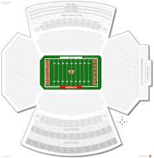 Memorial Stadium Nebraska Seating Guide Rateyourseats Com