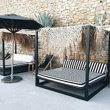 diy outdoor daybed marvelous diy outdoor daybed wonderful beds perfect for summer naps regarding patio awesome