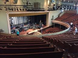 Inside Of Ryman Sit In Balcony The Seat To See All Picture
